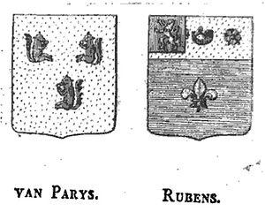 Rubens family - Rubens and van Parys