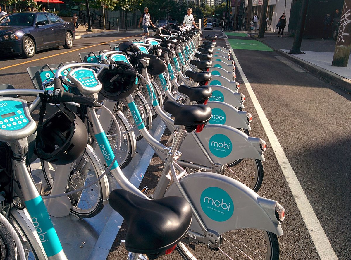 Taking Madion B Cycle For Free Trial >> Mobi Bike Share Wikipedia
