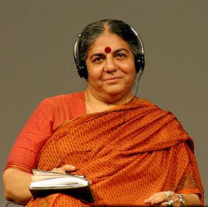 Vandana Shiva - Image: Vandana shiva 20070610