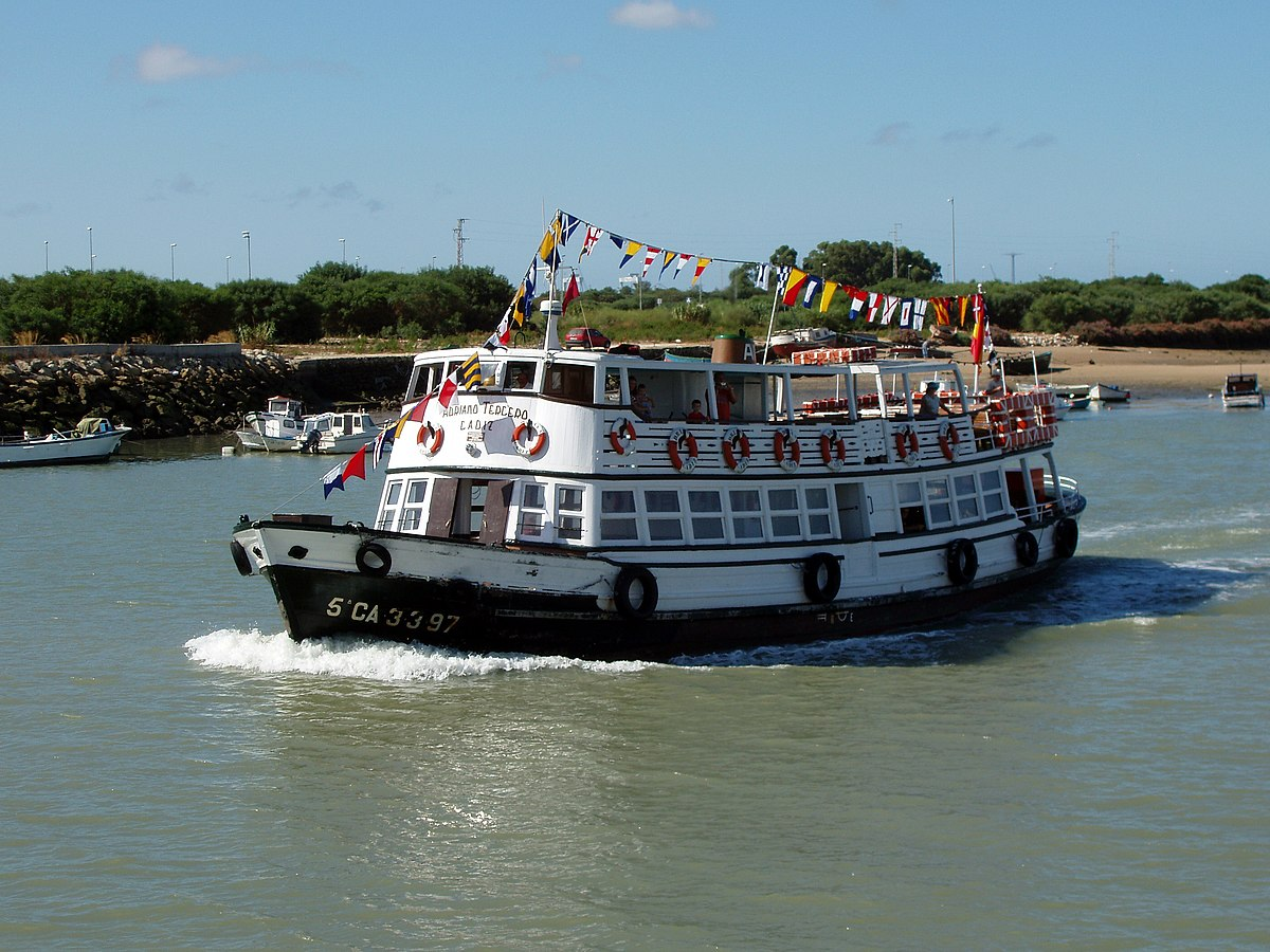 El vaporcito de el puerto wikipedia la enciclopedia libre - El puerto santa maria ...