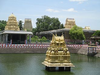 Varadharaja Perumal Temple, Kanchipuram - Images in the temple