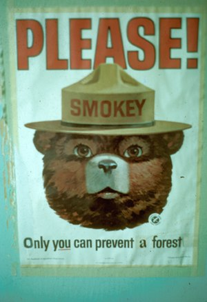 "Operation Ranch Hand - ""Smokey Bear"" parody"
