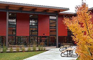 Vashon Island High School Public secondary school in USA