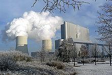 Kraftwerk Schwarze Pumpe Sachsen Deutschland | RM Video