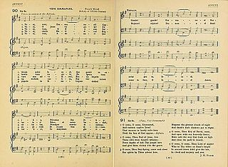 O Come, O Come, Emmanuel psalm