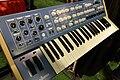 Vermona '14 Analog Synthesizer - front angled 2 - 2015 NAMM Show.jpg