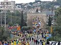 Via Catalana per la independència, Roda de Berà (11 de setembre 2013) - panoramio (2).jpg