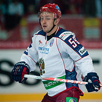 Viacheslav Buravchikov - Switzerland vs. Russia, 8th April 2011 (1).jpg