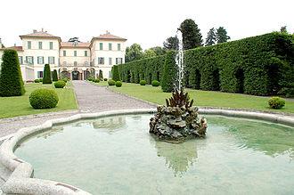 Varese - Image: Vialla Panza 2 BMK