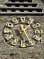 Vielsalm, horloge de l'église Saint-Gengoux.JPG