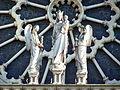 Vierge à l'Enfant, rosace ouest.JPG