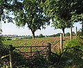 View SW over farmland at How Caple - geograph.org.uk - 532416.jpg