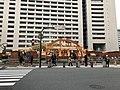 View in front of Fukuoka City Hall 20181213-2.jpg