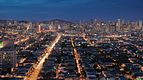 View of San Francisco at night from Bernal Heights 2016 03.jpg