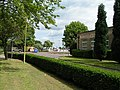 View towards Main Gate, RAF Scampton - geograph.org.uk - 55067.jpg