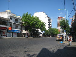 Triumvirato Avenue, Villa Ortúzar