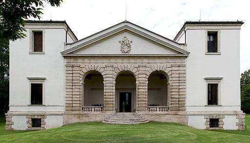 Villa Pisani Bagnolo front retouched