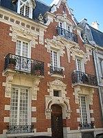 Villa Van Dyck -Виши (Vichy) - достопримечательности, описание, путеводитель