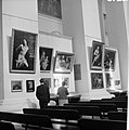 Vilnius Cathedral used as an art gallery, 1967.jpg