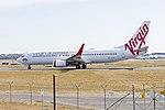 Virgin Australia (VH-YFW) Boeing 737-8FE(WL) at Sydney Airport.jpg