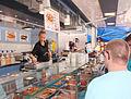 Vis is goed en gezond markt in Spijkenisse.jpg