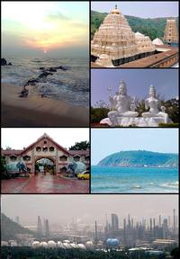 Visakhapatnam Montage 01