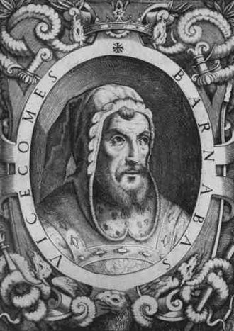 Bernabò Visconti - Image: Visconti, Barnabò