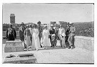 Visit of Prince William of Sweden? to Jerusalem LOC matpc.10398.jpg