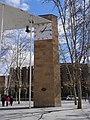 Vista completa del reloj del ayuntamiento de Logrono.jpg