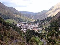 Vista de Huallanca desde Huamantanga.JPG