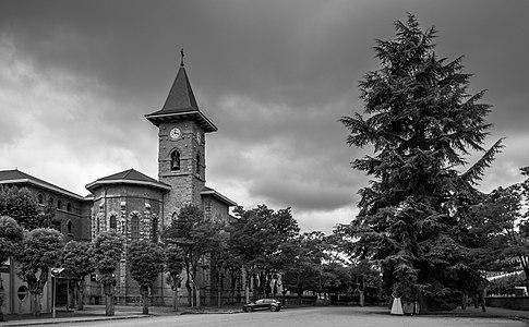 Diosesan Seminary. Vitoria-Gasteiz, Basque Country, Spain