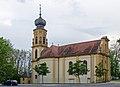 Volkach, Gaibach, Katholische Pfarrkirche Hl. Dreifaltigkeit, 001.jpg