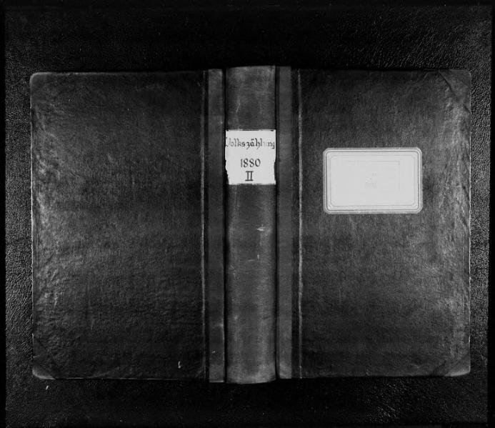 File:Volkszählung in der Stadt Minden, 1880, Band 2.djvu