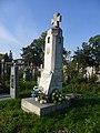 Volodymyr-Volynskyi Volynska-brotherly grave of three warriors of UPA-2.jpg