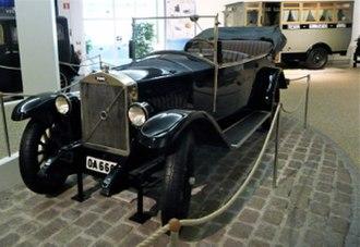Volvo Museum - Image: Volvojakob