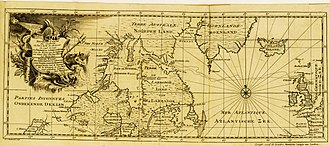 Northwest Passage - Ellis expedition: Voyage to Hudson Bay, in 1746 and 1747