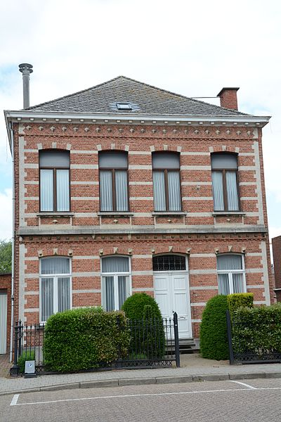 Vrijstaande burgerwoning, Kerkstraat 12, Lille