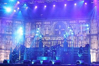 King Diamond (band) - King Diamond live at Hellfest 2016
