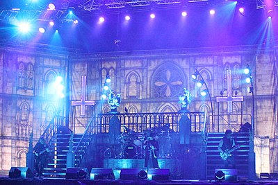 Picture of a band or musician: King Diamond