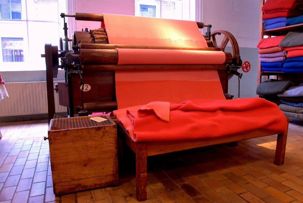 WLANL - The Snowman 2009 - Ruwmolen, Machinefabriek P. van der Wegen ^ Zn. Tilburg, ca 1910 (02047)