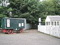 Wagon with period notices within Blists Hill Open Air Museum - geograph.org.uk - 1461970.jpg