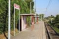 Walberberg, Bahnstation mit (noch) eingleisiger Trasse.jpg