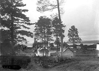Walker, Minnesota - Walker, 1901