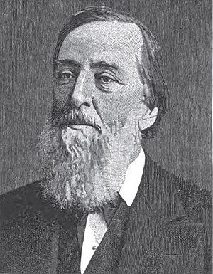 Walter Newman Haldeman - Portrait of Walter Haldeman