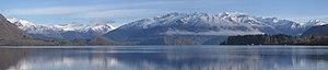 Lake Wanaka - Image: Wanaka pan