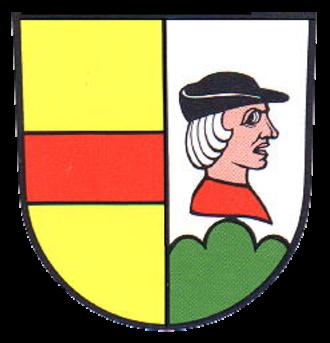 Berghaupten - Image: Wappen Berghaupten