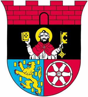 Hofheim, Hesse - Image: Wappen Hofheim am Taunus