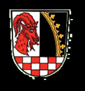 Sondheim - Image: Wappen Sondheim Rhön