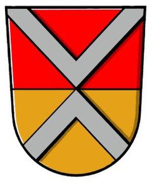 Wallerstein, Bavaria - Image: Wappen Wallerstein
