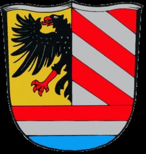 Lichtenau, Bavaria - Image: Wappen des Marktes Lichtenau (Mittelfranken)